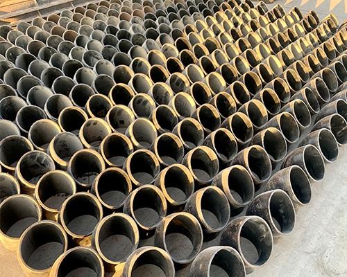 新疆铸铁管件