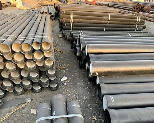 陕西球墨铸铁管厂家