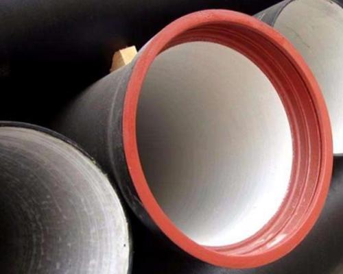 球墨铸铁管 GB/T26081